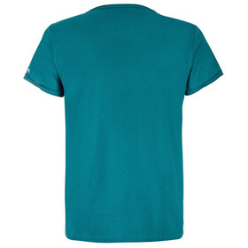 Nihil Pop-Up T-shirt Homme, deep lake